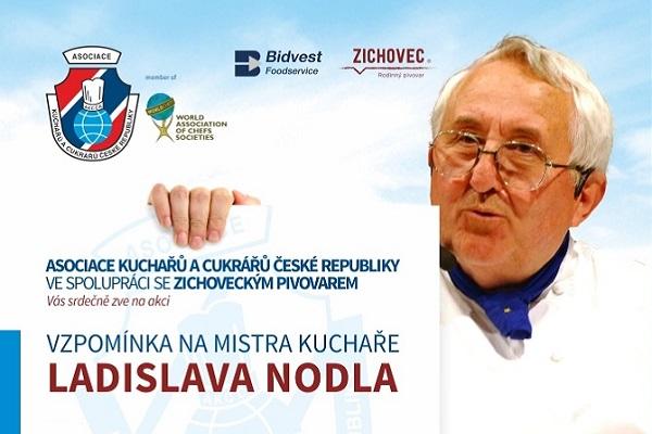 Vzpomínka na mistra Kuchaře Ladislava Nodla